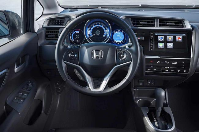 Honda Fit 2020 Price Consumption Photos Technical Sheet