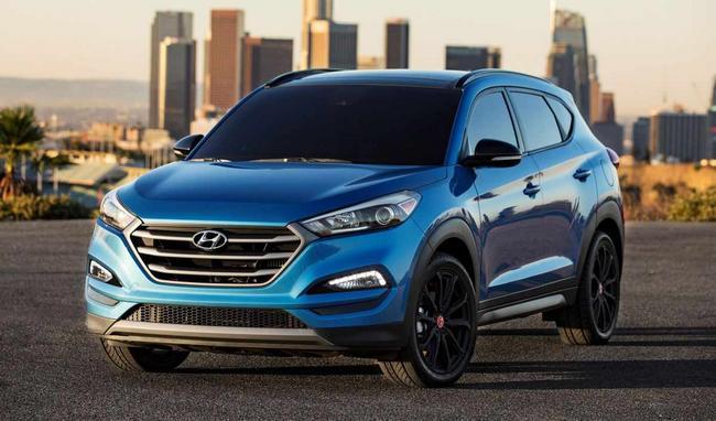 New Hyundai Tucson 2020
