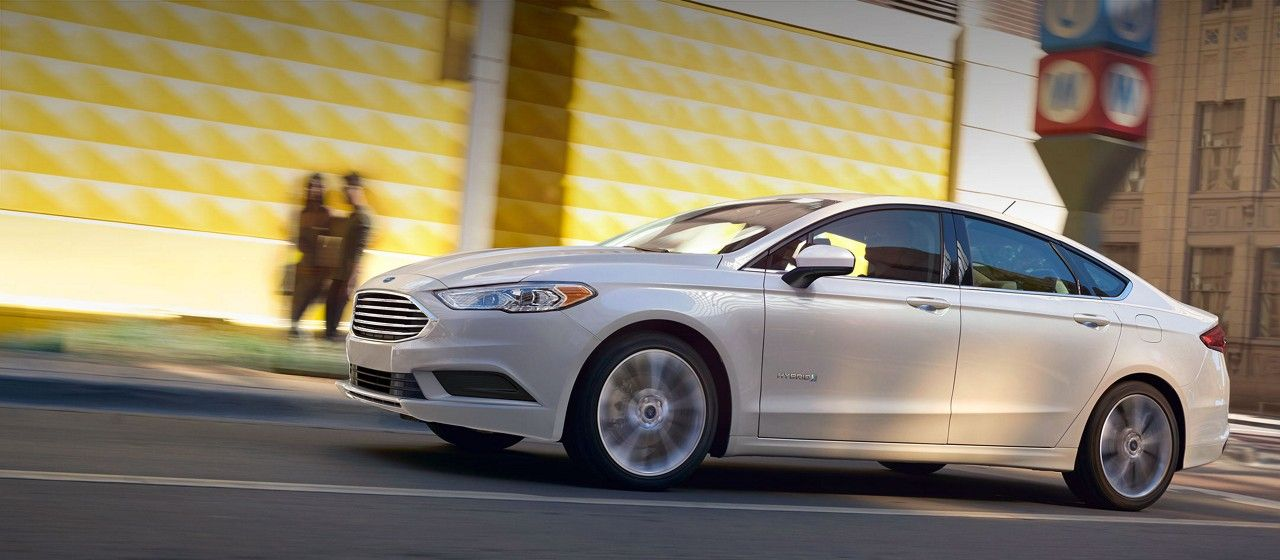 New Ford Fusion 2020