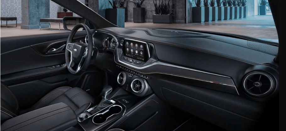 Chevrolet Blazer 2020 Photos Design Prices Technical Sheet