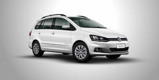 Volkswagen Spacefox 2020