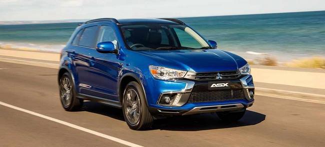 New Mitsubishi ASX 2020