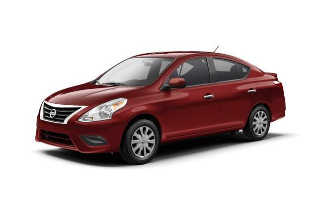 New Nissan Versa 2020