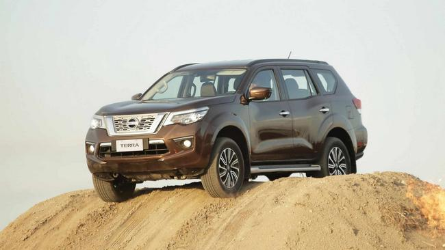 Nissan Terra 2020 : Prices, Photos, Specs, Consumables