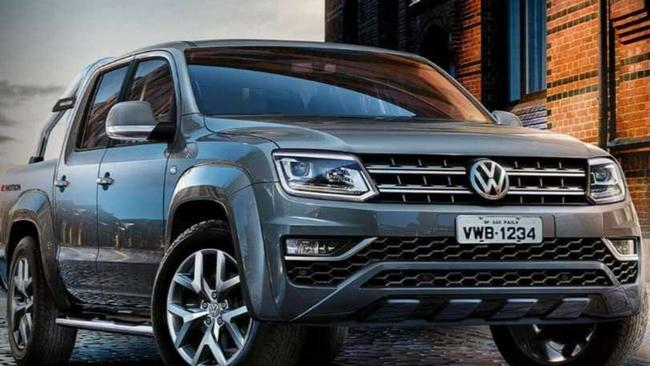 2020 VW Amarok Pictures