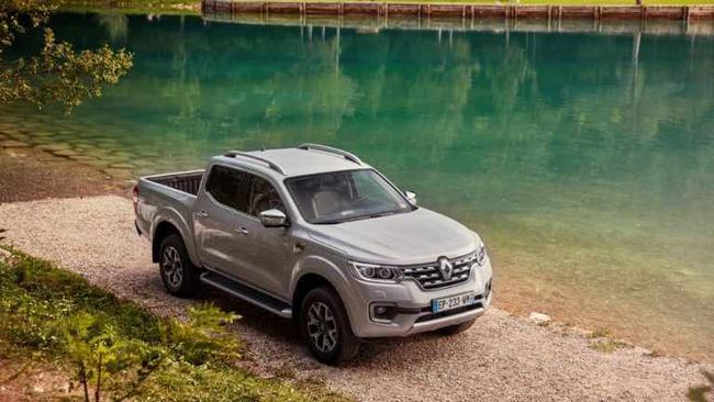Renault Alaskan 2020