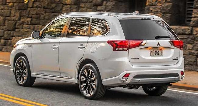 Mitsubishi Outlander 2020 Price Engine And Consumption