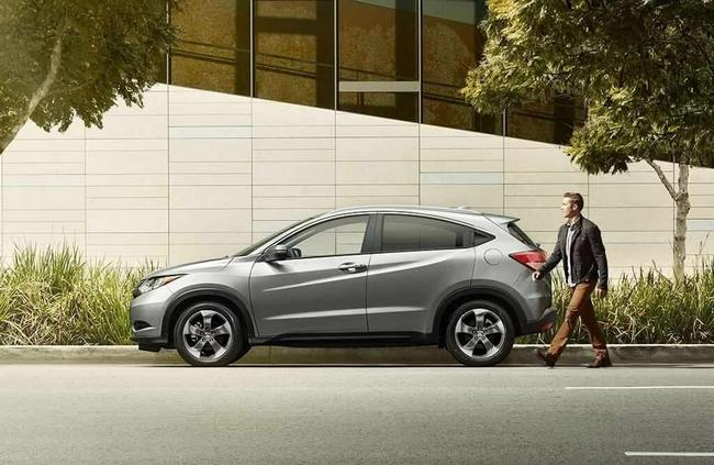 New Honda HR-V 2020