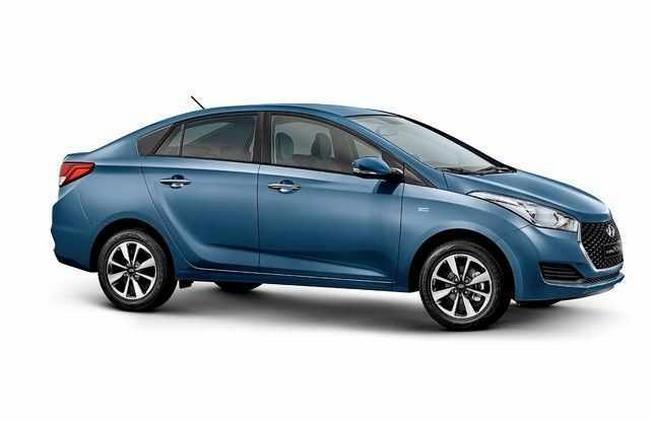 New Hyundai HB20S 2020