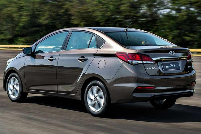 Hyundai HB20S 2020