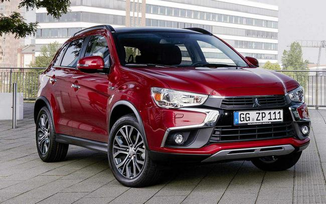 new mitsubishi asx 2020 : price, pictures, specs and