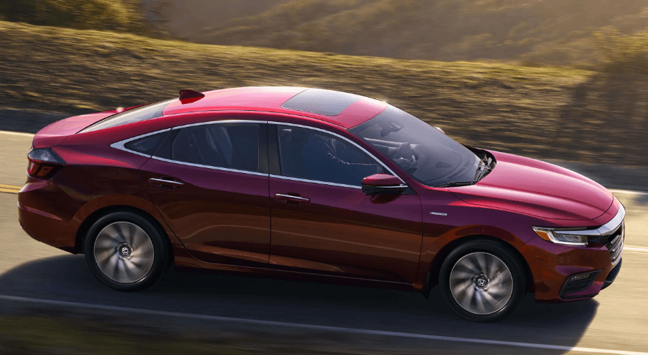 honda insight 2020 : photos, prices, modifications and engine
