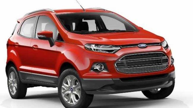 ford ecosport 2020  prices versions photos and
