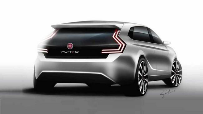 2020 Fiat Punto New Model and Performance