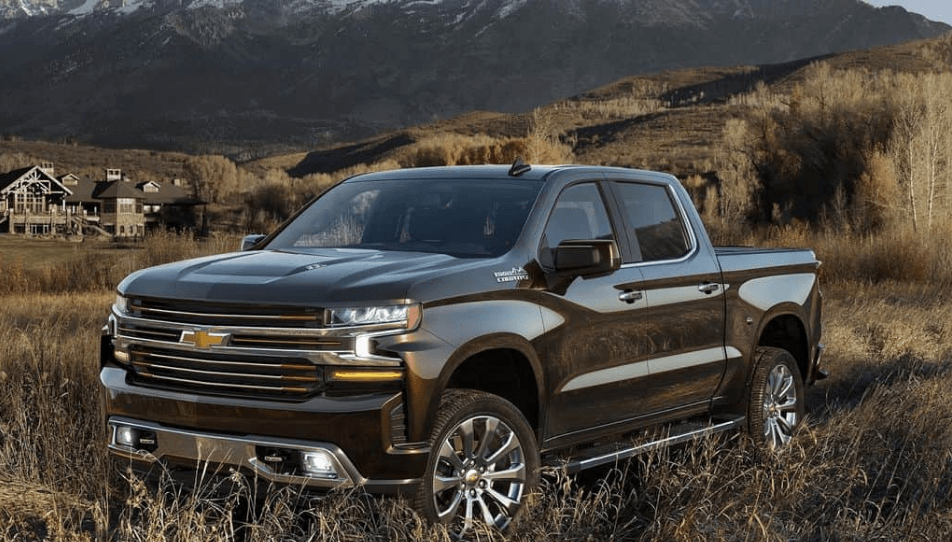 chevrolet silverado 2020 : ficha, motor, versions e pricing