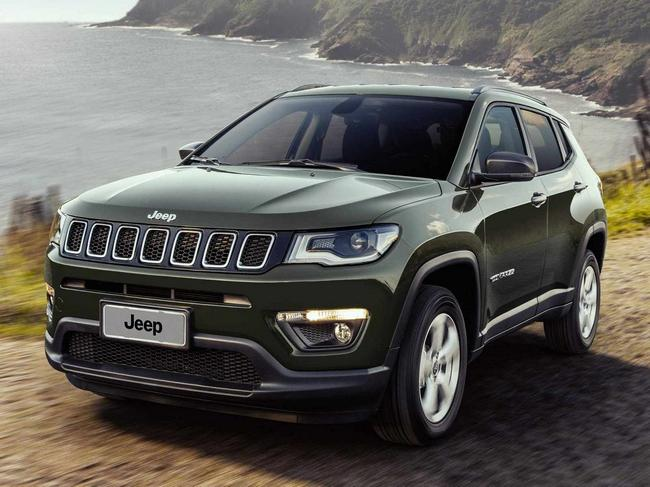 New Jeep Compass 2020 : Prices, Engine, Consumption and ...