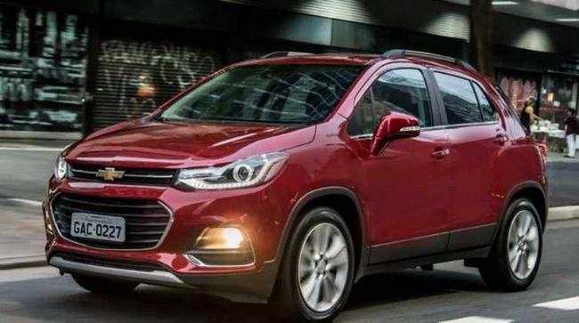 Chevrolet Tracker 2020 : Prices, Specs, Photos, News
