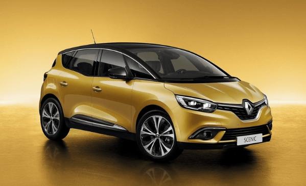 Renault Scenic 2020