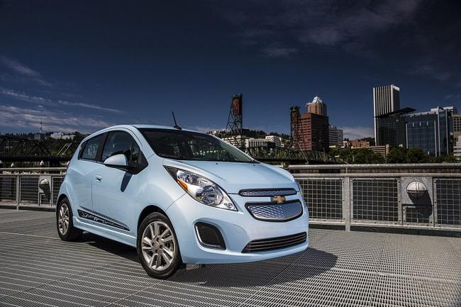New Chevrolet Spark EV 2020 BEV