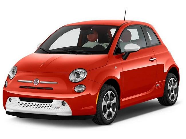 New Fiat 500e 2020 BEV