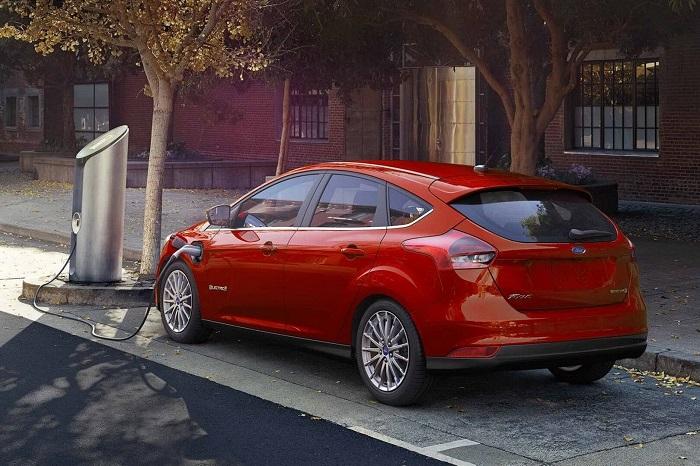 New Ford Focus 2020 BEV