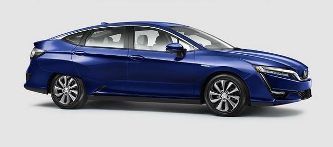New Honda Clarity FCV 2020