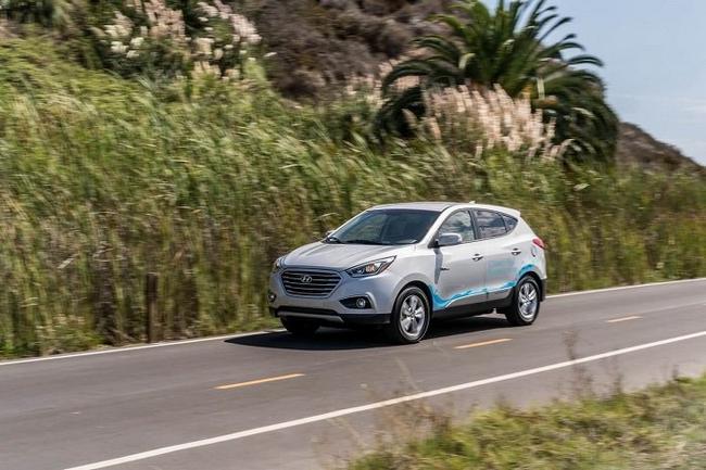 New Hyundai Tucson ix35 FCEV 2020: Prices, Photos, Specs ...