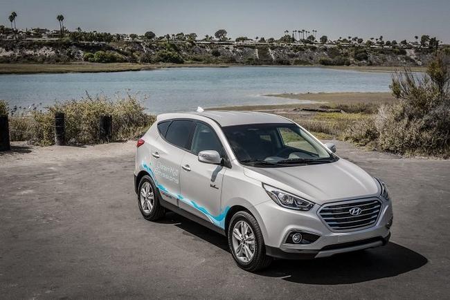 New Hyundai Tucson ix35 FCEV 2020