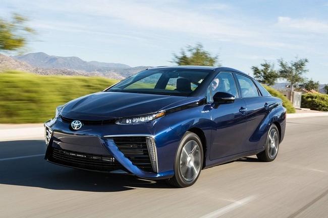 New Toyota Mirai FCV 2020