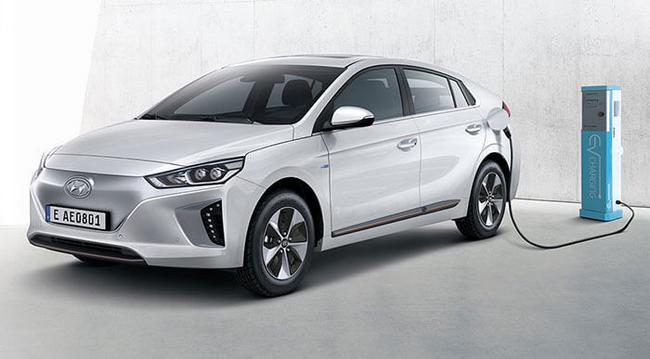 New Hyundai Ioniq Electric BEV 2020