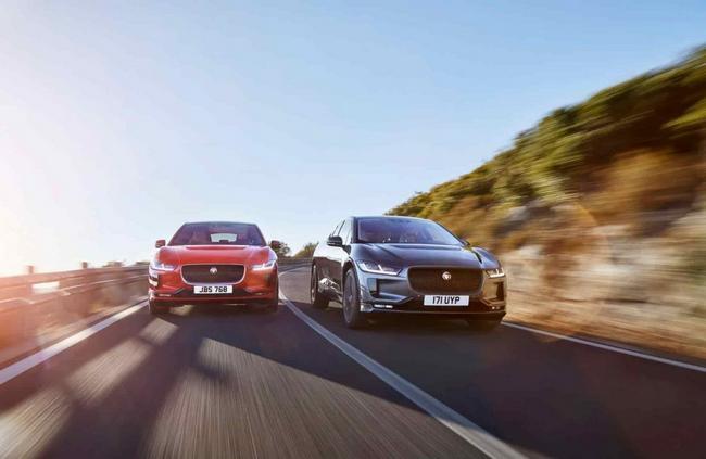 Jaguar I-Pace 2020 BEV