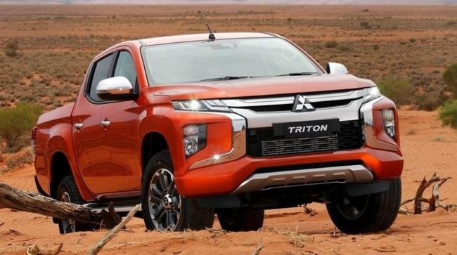 New Mitsubishi L200 Triton 2021 Price Photos Consumption