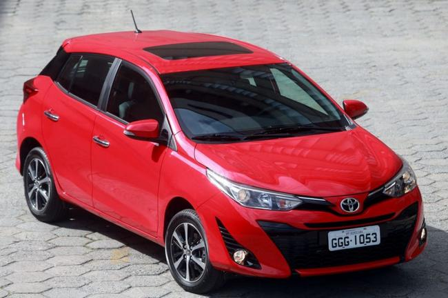 new toyota yaris 2021 price consumption photos datasheet