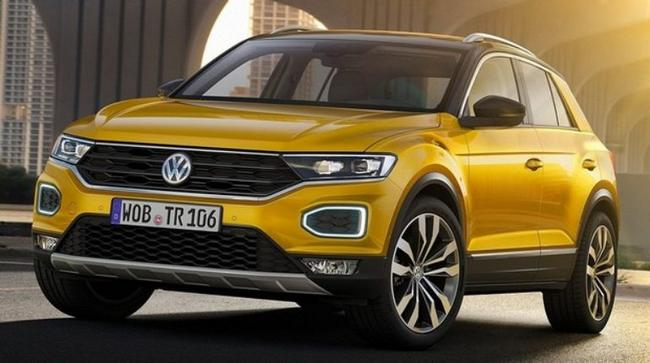 New Volkswagen T-Cross 20: Price, Photos, Versions and Datasheet Spesification