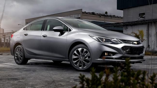 2021 Chevrolet Cruze Research New