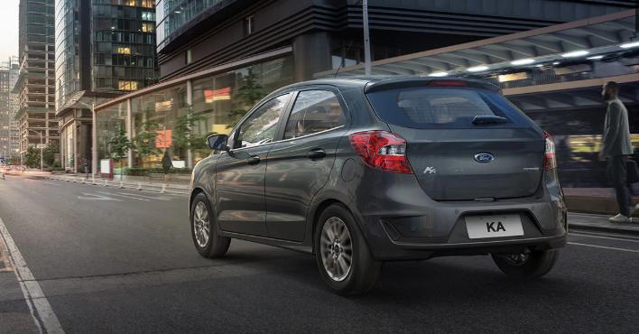 New Ford KA 2021