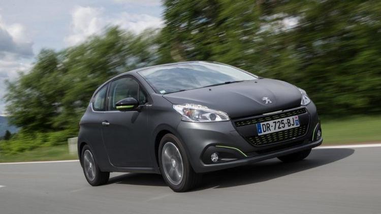 New Peugeot 208 2021