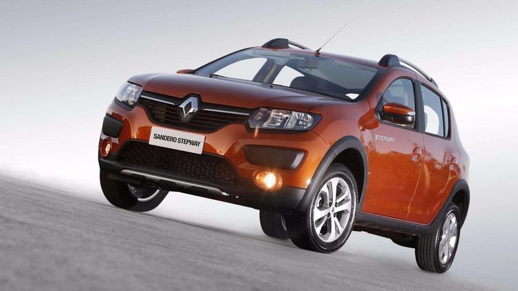 New Renault Sandero 2021
