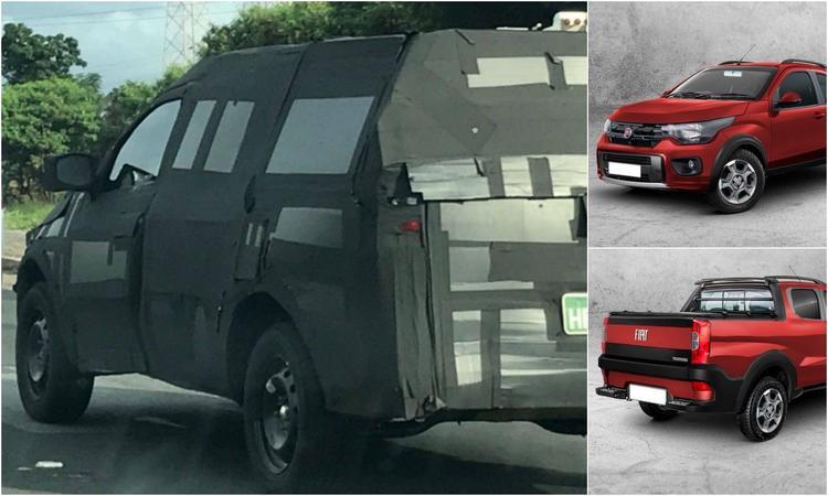 New Fiat Strada 2021