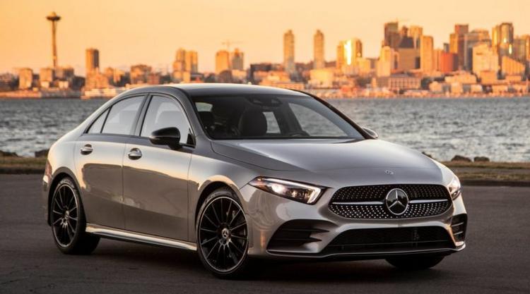 Mercedes-Benz class A Sedan 2021