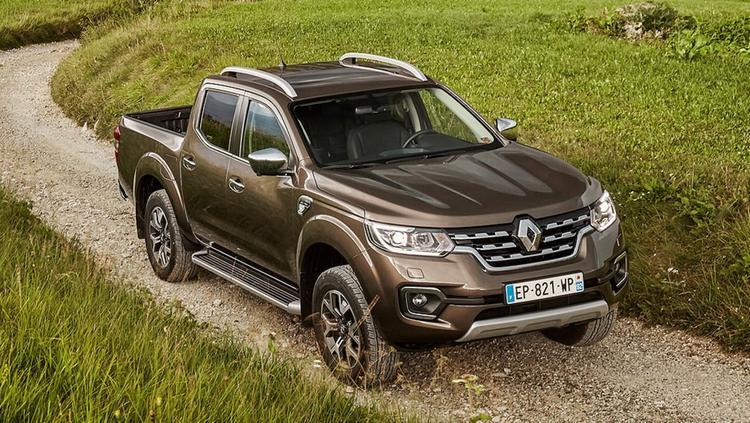 New Renault Alaskan 2021
