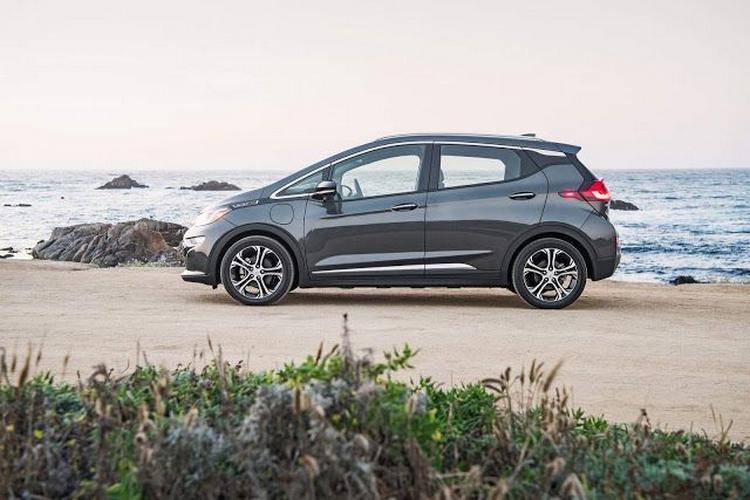 New Chevrolet Bolt 2021