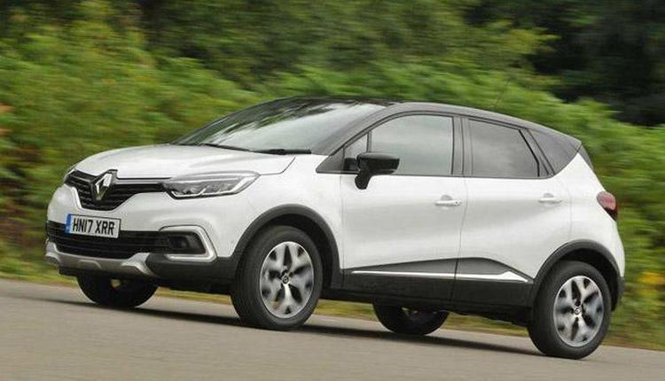 New Renault Captur 2021