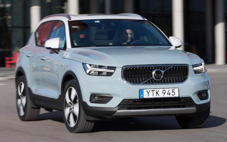 new volvo xc40 2021 price specifications interior photos