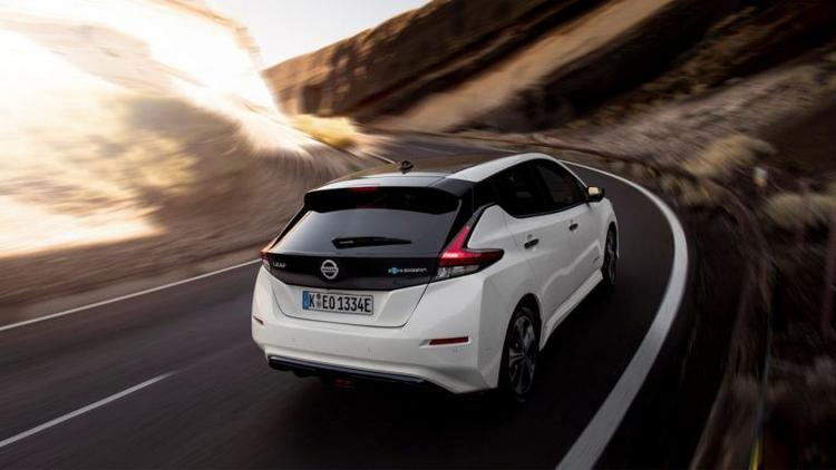 New Nissan Leaf 2021 SUV