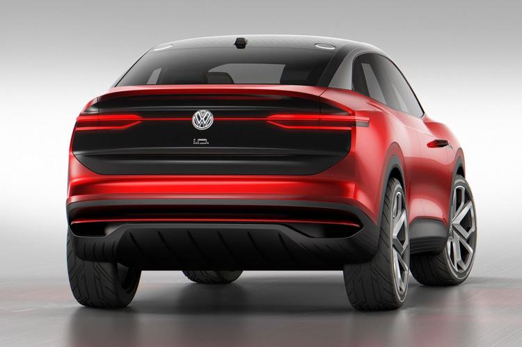 New Volkswagen ID.4 2021