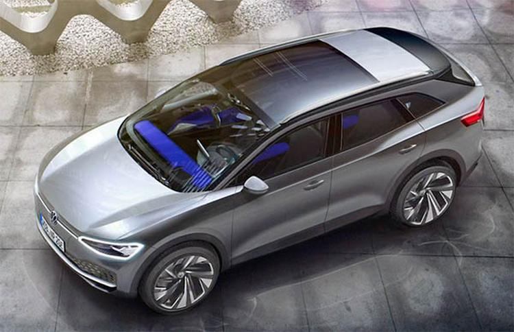 New Volkswagen ID.4 2021: price, photos, articles and ...
