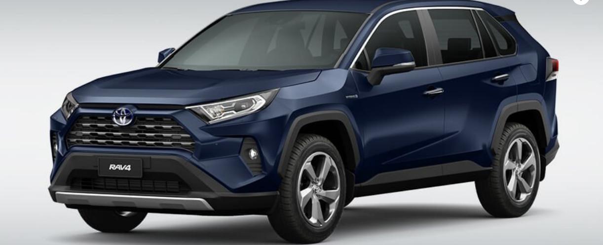 New Toyota RAV4 2021