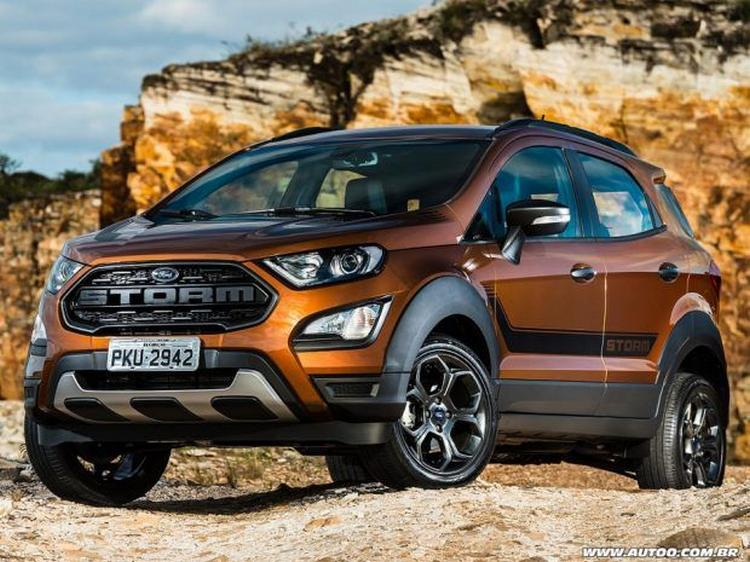 New Ford Ecosport 2021  Price  Versions  Specifications