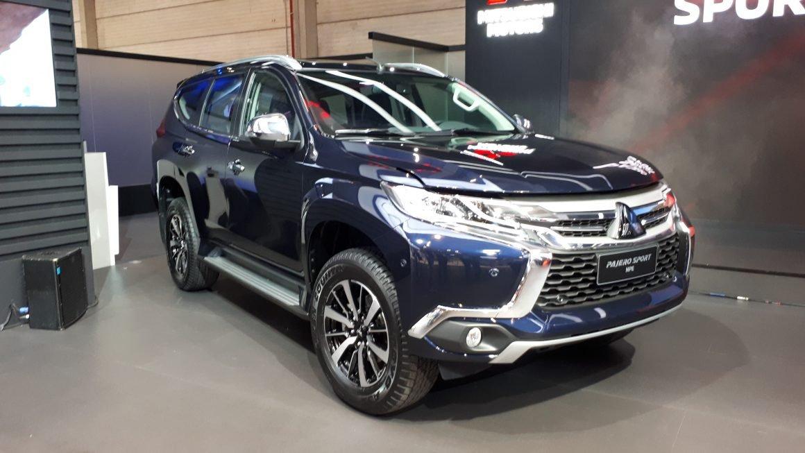 New Mitsubishi Pajero 2021